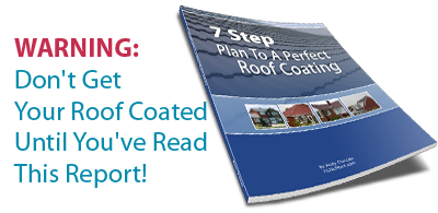 roof coating report